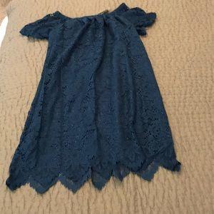 Strapless Brand New Off Shoulder Dress Size S